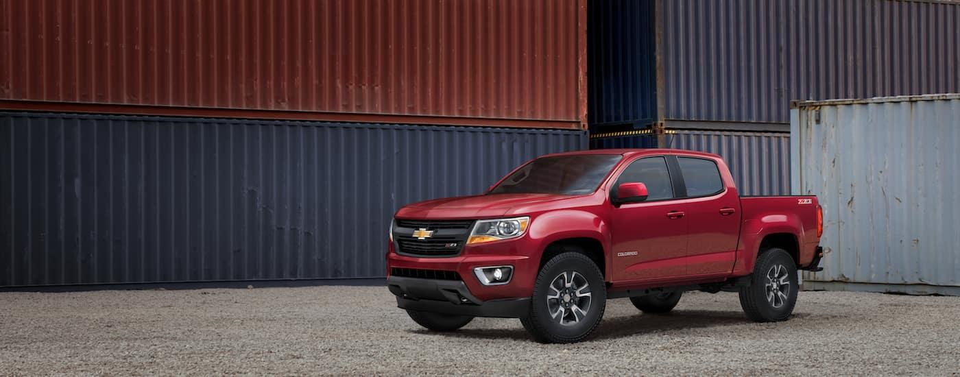 2018 Chevrolet Colorado Features