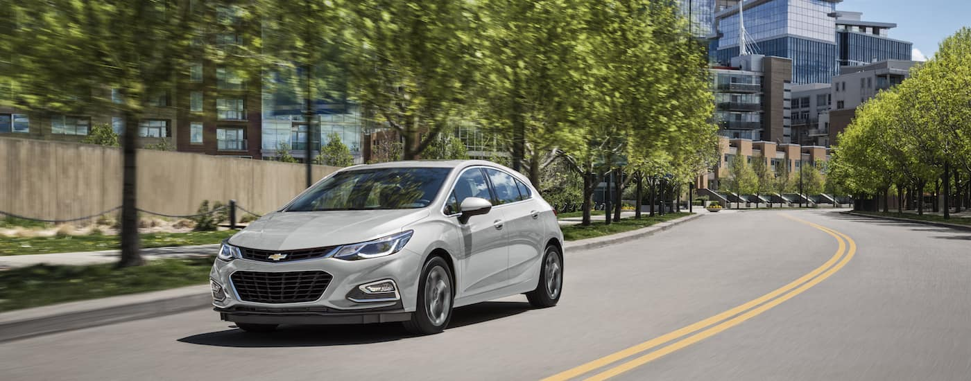 2018 Chevrolet Cruze Performance