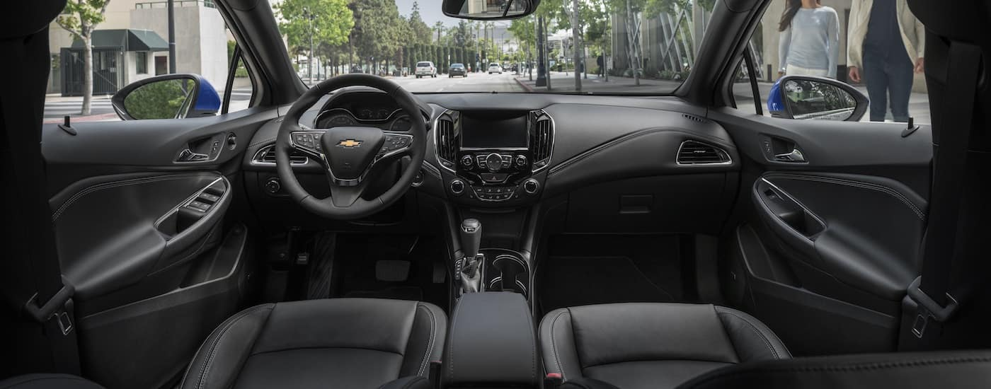 2018 Chevrolet Cruze Safety