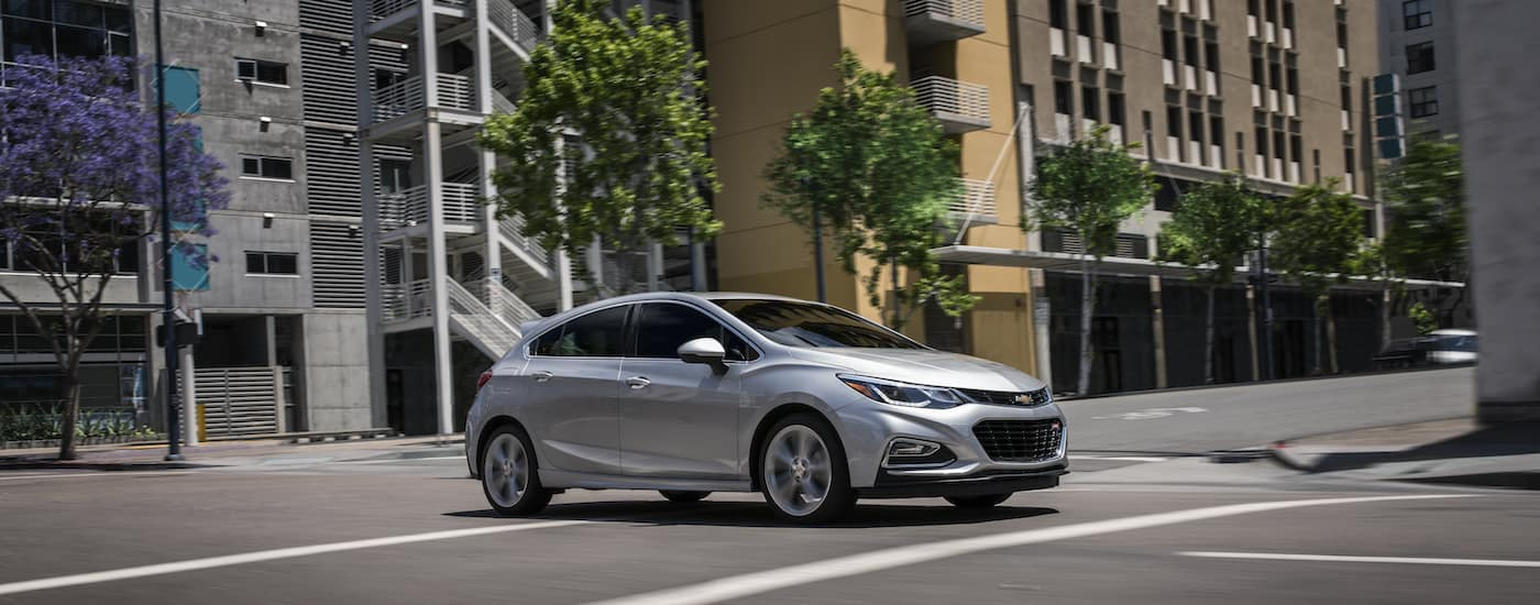 2018 Chevrolet Cruze Technology