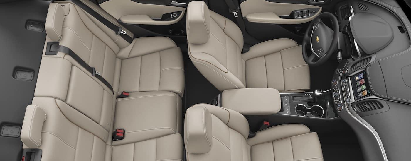2018 Chevrolet Impala Convenience