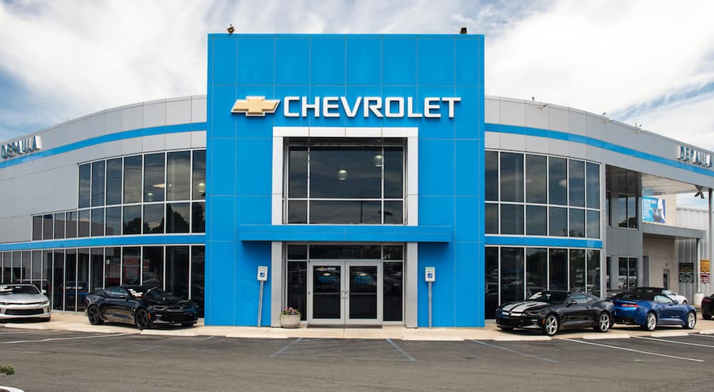 Chevy dealer