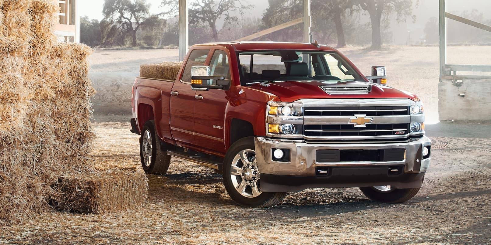 2018 Chevrolet Silverado2500hd Trucks for Sale