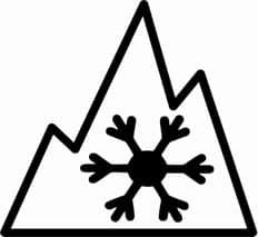 Severe Snow Symbol on all snow tires