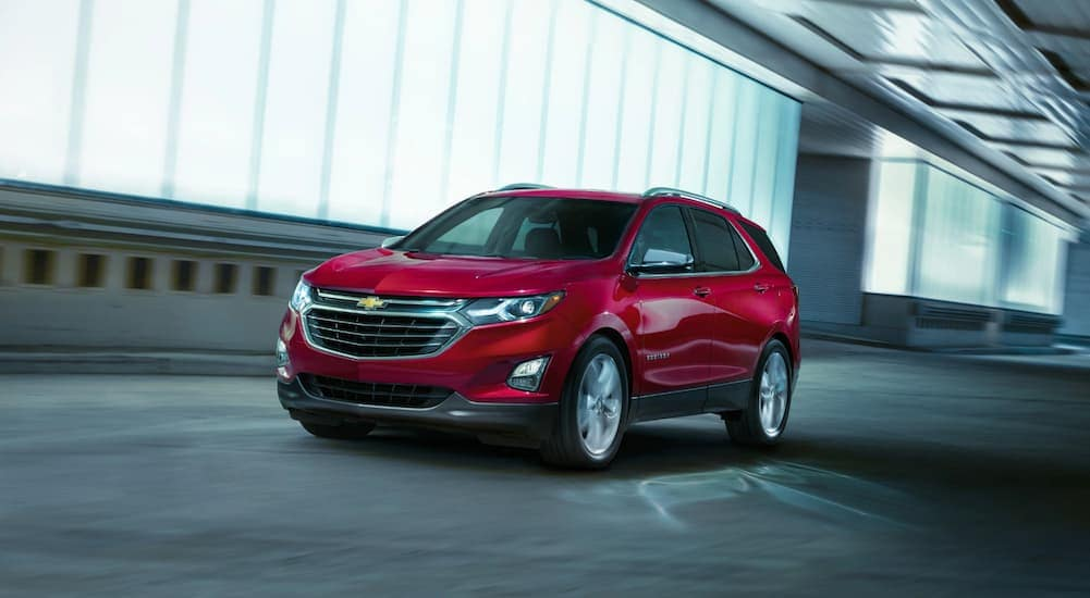 Chevy Equinox: Built for the Modern, Adventurous Family ...