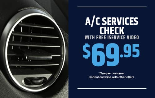 A/C Services Check With Free IService Video