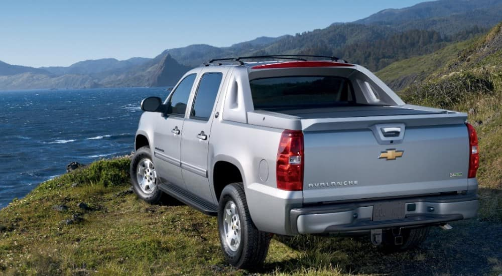 Why The Chevy Avalanche Is The Best Used Truck Depaula Chevrolet