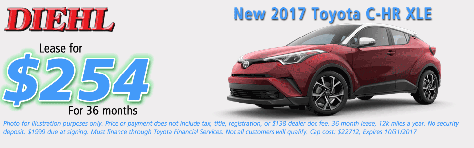New And Used Toyota Vehicle Dealership In Butler Pa