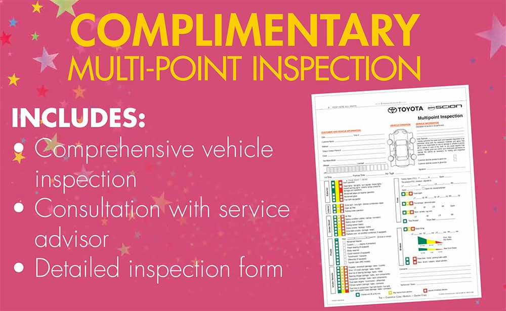 Multipoint-Inspection