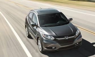 2016 Honda HR-V Front Page