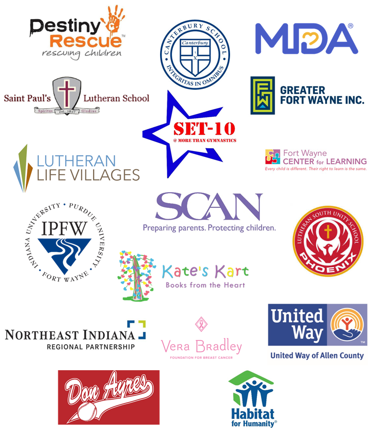 Groups we have supported