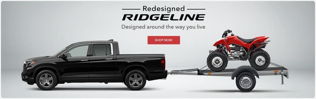 2021 Ridgeline
