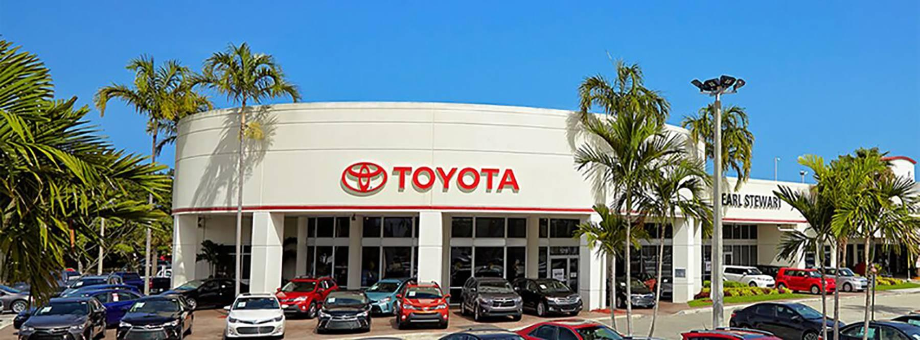 Earl Stewart Toyota Dealership