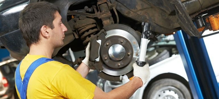 Brake Repair Service Technician