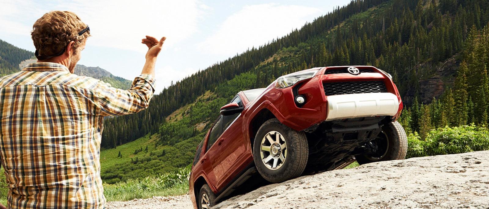 2015 Toyota 4Runner Ability