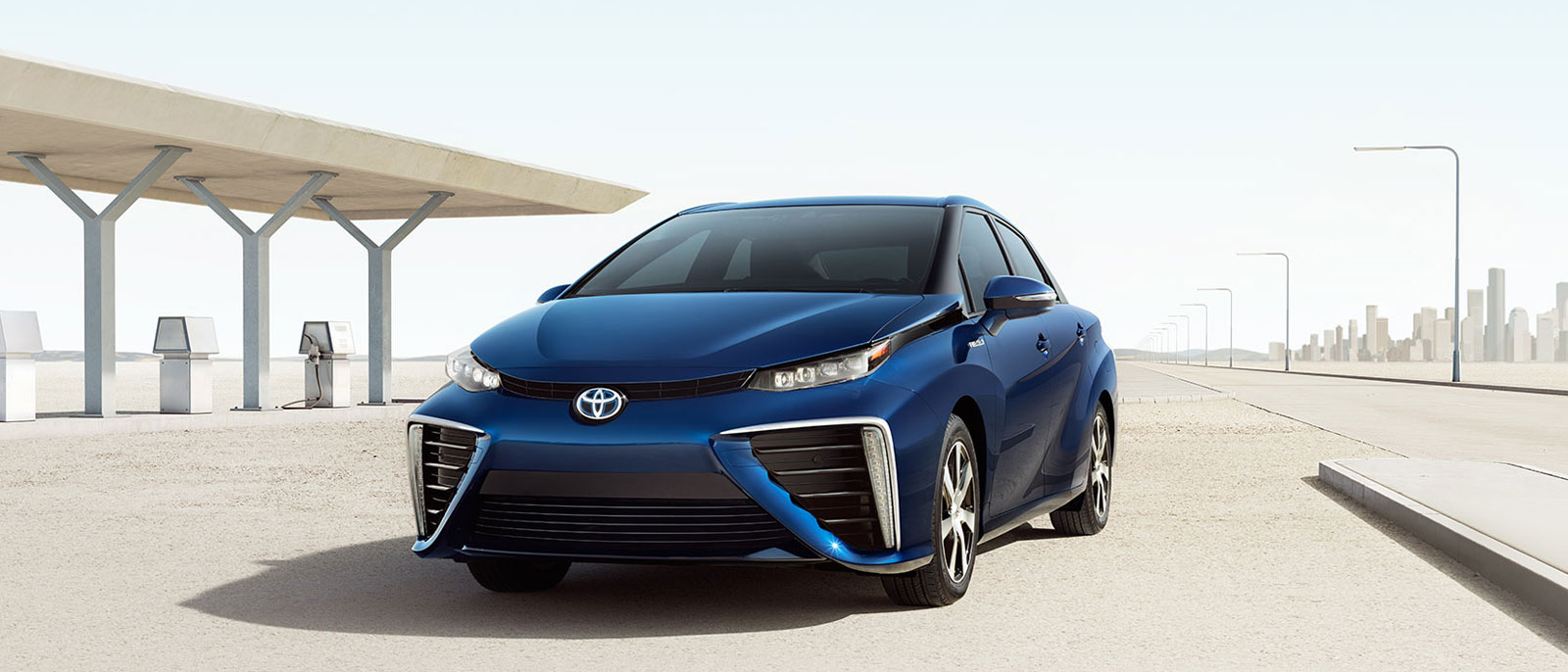 2016 Toyota Mirai