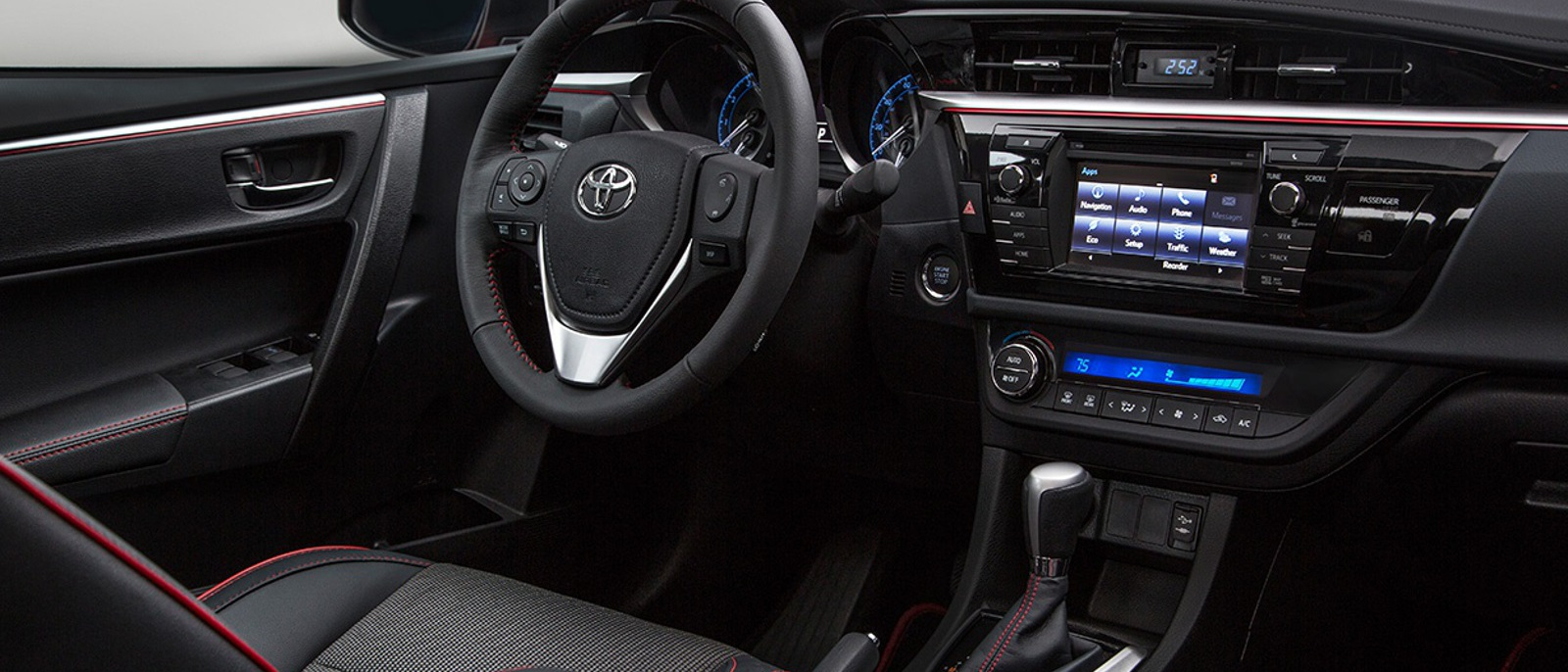 Toyota Corolla Interior Colors 2017 Awesome Home