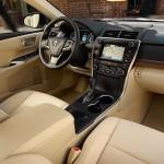 Toyota Sedan Interior