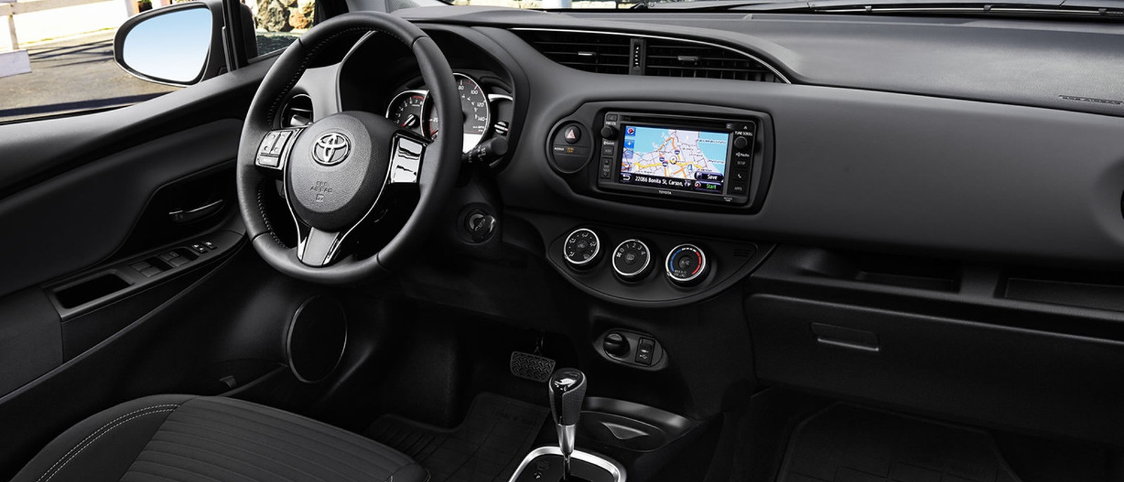 yaris toyota united review cars