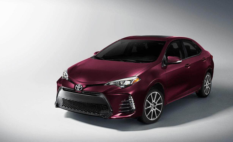 Toyota Corolla 2017 Lease >> 2017 Toyota Corolla 50th Anniversary Special Edition