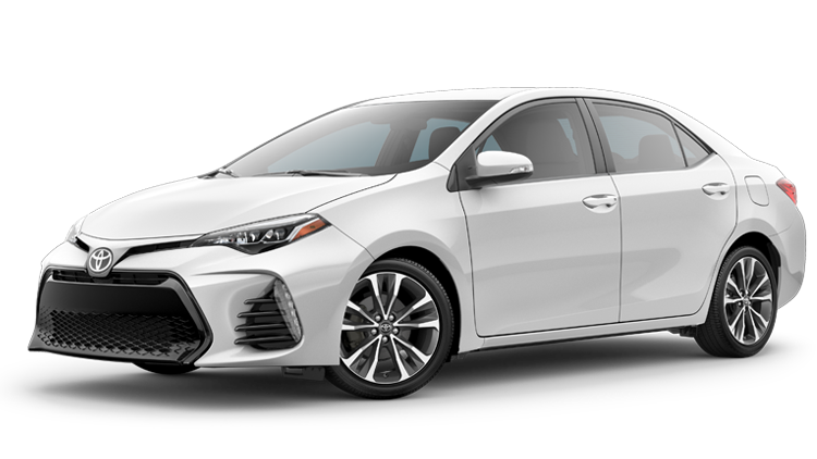 New 2017 Corolla