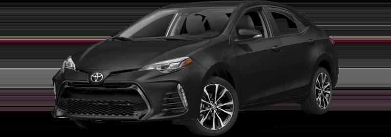 New 2017 Corolla SE