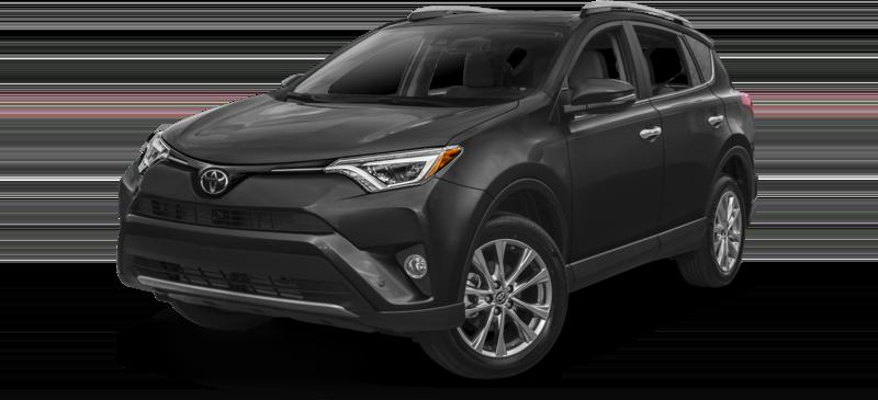 New 2017 RAV4 Platinum AWD