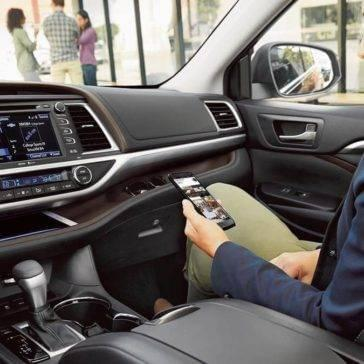 2017 toyota highlander info earl stewart toyota Toyota highlander limited platinum interior