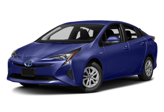 2017 Toyota Prius ext
