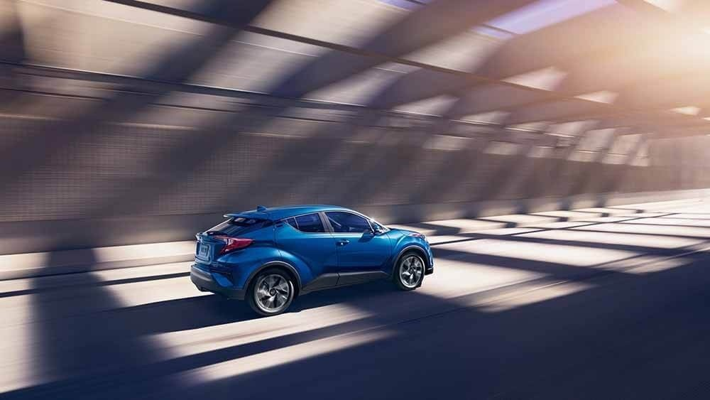 2018 Toyota C-HR Trim Levels