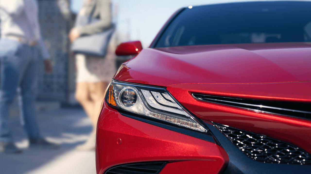 2018 Toyota Camry Headlight