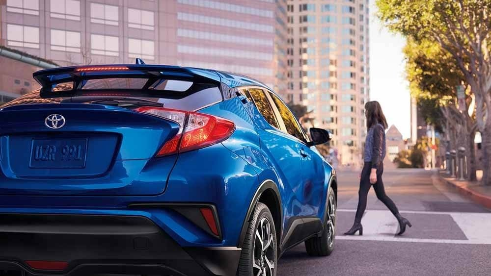 2018 Toyota C-HR Safety
