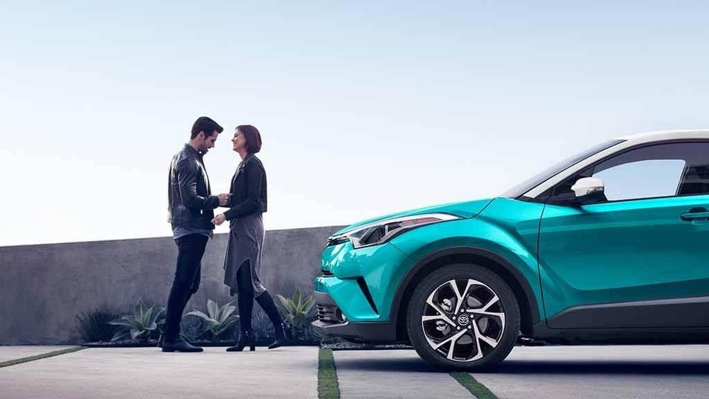 2018 Toyota C-HR XLE Premium 2