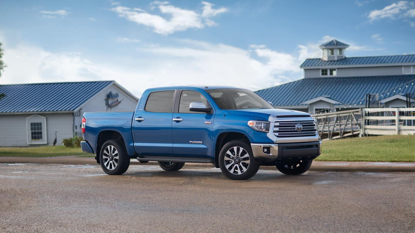 2018 Toyota Tundra Limited CrewMax
