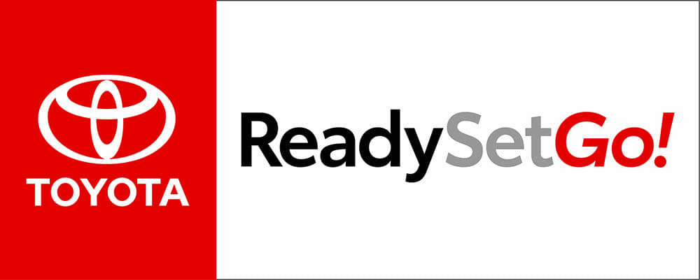 Toyota ReadySetGo Event