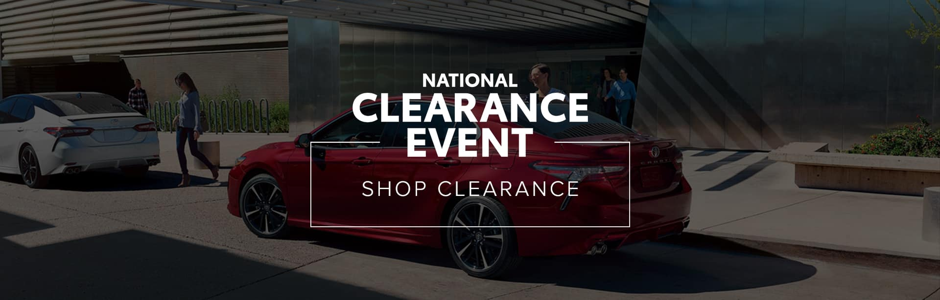 earl stewart toyota national clearance event