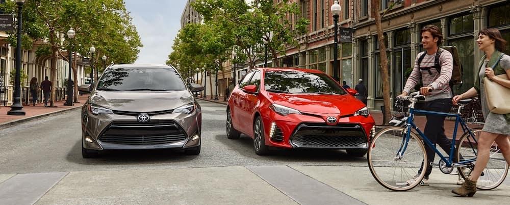 2019 Toyota Corolla models