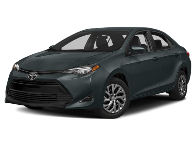 2019 Toyota Corolla L in gray