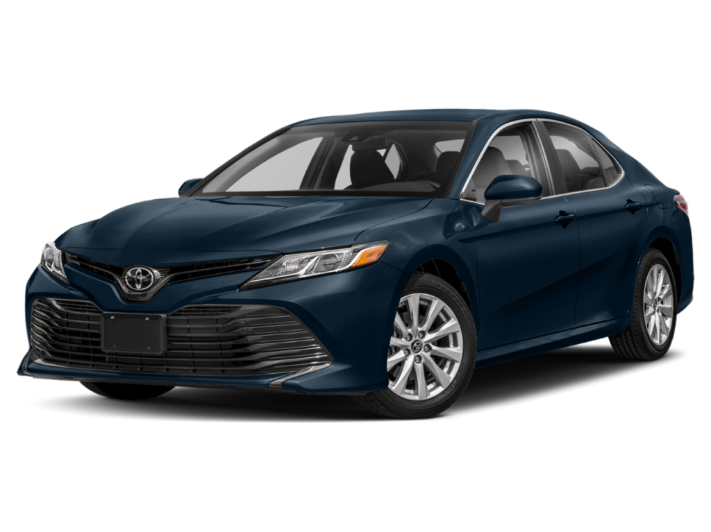 New 2019 Camry LE