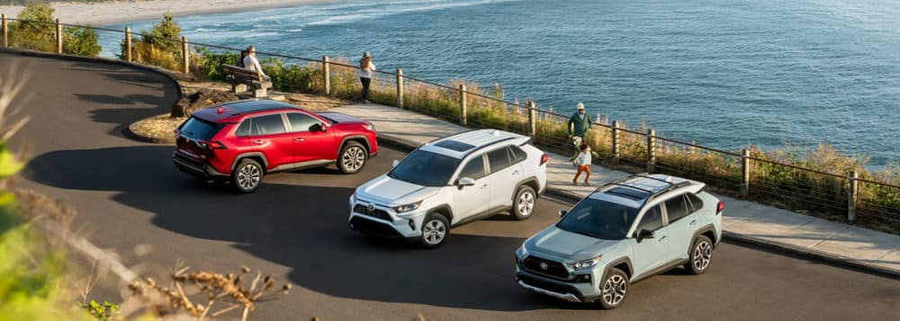 Rav4 colors