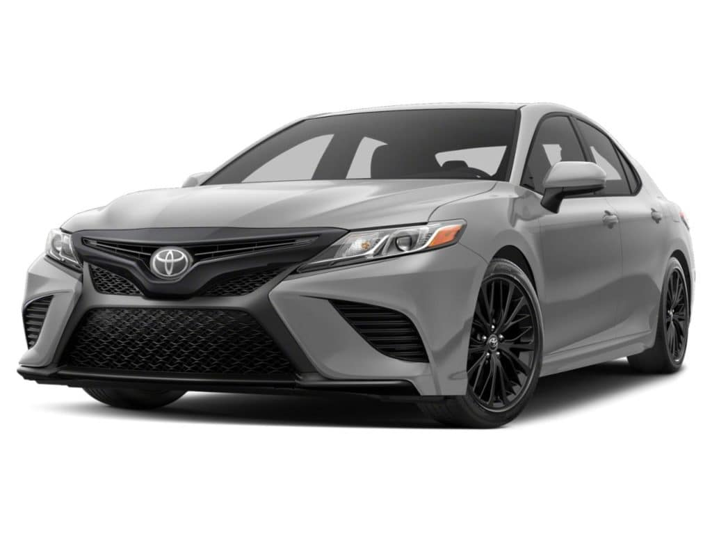 New 2020 Camry LE