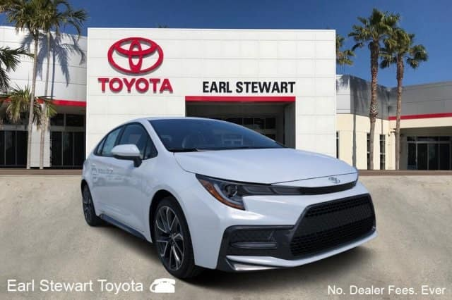 Drive the new 2020 Corolla