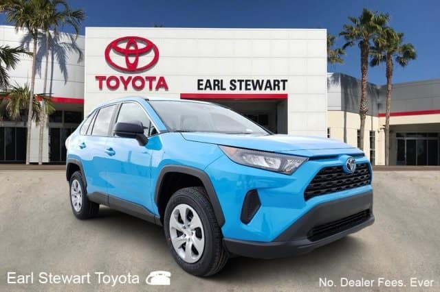 Lease the new 2020 RAV4 LE