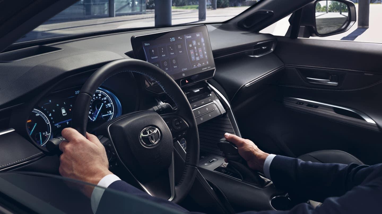 2021 Toyota Venza Driver