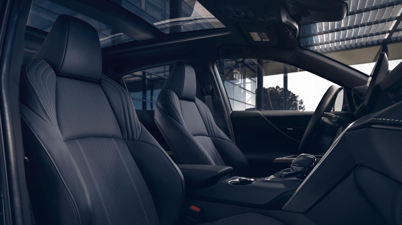 2021 Venza Hybrid interior