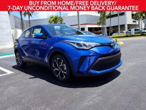 Lease the new 2020 C-HR XLE