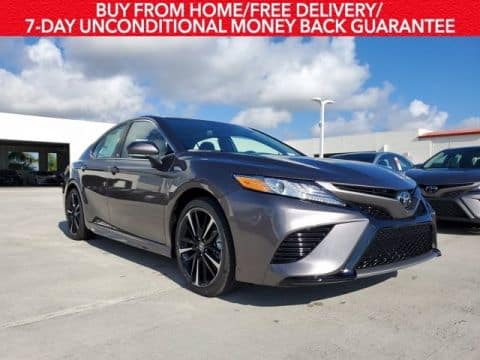 Drive the new 2020 Camry LE