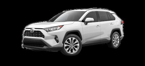 New Toyota 2020 RAV4