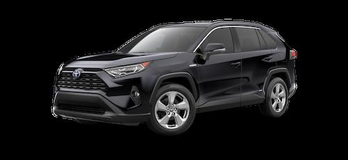New 2021 RAV4 Hybrid XLE