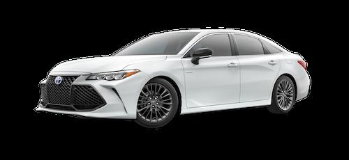 New 2021 Toyota Avalon Hybrid